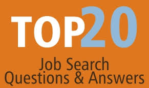 Top 20 Job Search Questions From The Experts