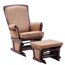 rocking chair rocking chair india wood rocking chair glider and ottoman set