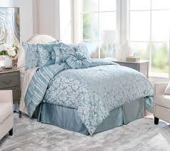 Northern Nights Jacquard Reversible 7 Piece Full Comforter Set - H211336