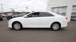 toyota camry 2012 white. Brilliant Camry 2012 Toyota Camry Hybrid LE  Super White CU030641 Seattle Puyalllup  Tacoma To