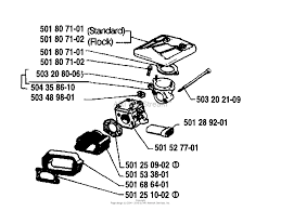 1987 isuzu carburetor diagram wiring diagram database husqvarna 61 11 parts diagram for air filter carburetor