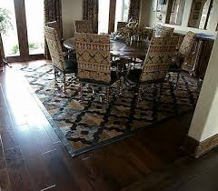 flooring for dining room. mesquite wood flooring - hardwood dining room floor for