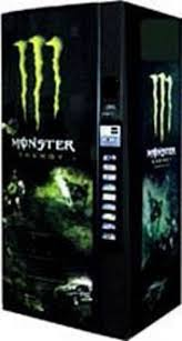 Monster Vending Machines Best Dixie Narco 48E 4848oz Monster