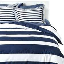 navy blue and white striped comforter set a duvet cover model rugby stripe sheets of navy blue and white striped comforter set bedding red