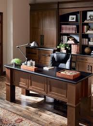 custom home office design. Fascinating Luxury Home Office Design On Kitchen Designs Custom Cabinets