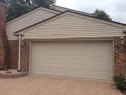 chi garage door16 x 7 CHI Garage Door  Model 4283  Color Desert Tan