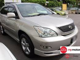 2005 Toyota Harrier for sale in Malaysia for RM53,900 | MyMotor