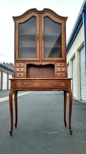 secretary desk and hutch vintage french provincial secretary desk by secretary desk with hutch modern secretary desk and hutch