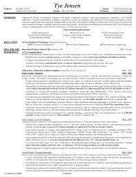 32 Product Manager Resume Sample Product Manager Resume 9 Free