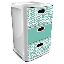 Storage Drawers Home Logic AQUA
