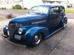 1939 Chevrolet de Luxe related infomation,specifications - WeiLi ...