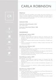Retail Resume Template Enchanting High End Retail Resume Template Boutique Letsdeliverco