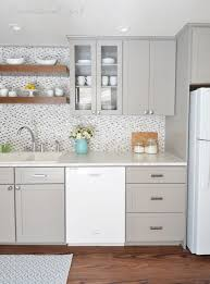 kitchen design ideas with white appliances. centsational girl remodeled her grandmother\u0027s kitchen with formica® laminate carrara bianco idealedge™. design ideas white appliances p