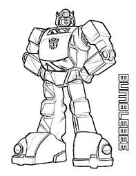 Printable Coloring Pages For Boys Transformers Coloring Pages