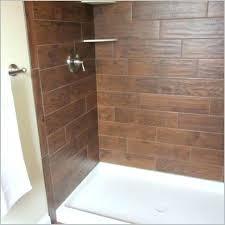 wood look tile shower wood tile shower wood plank tile shower a warm wood tile bathroom wood look tile shower