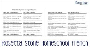Language Learning with Rosetta Stone Homeschool