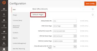 How to Configure the Default Page in Magento 2 – Mageplaza Magento 2 ...