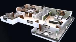 House Design 2 Storey Modern 2 Storey Modern House Design With Floor Plan See Description