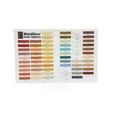 Faux Color Chart Color Options Binder Faux Painting Training Education