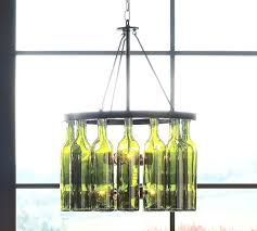 full size of light interiorstunning diy chandeliers with recycled bottle idea green wine chandelier design glass