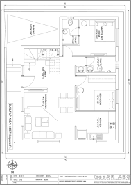 30x40 house plan ground floor homes zone plans 20x30 plot west facing home design 11 beautiful