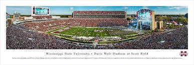 Davis Wade Stadium At Scott Field Facts Figures Pictures