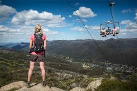 Kosciuszko Express Scenic Chairlift Things to do Thredbo