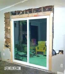mirrored sliding closet doors installation medium size of installing a sliding patio door change sliding closet