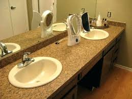 laminate bathroom countertops home depot laminate