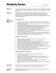 Sports Marketing Resume Free Resume Templates 2018 Marketing Resume