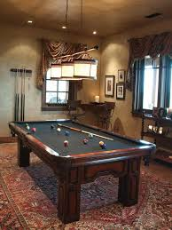 billiard room lighting fixtures. a lotuspattern oriental carpet and antique pool table imbue this playroom with the elegance billiard room lighting fixtures