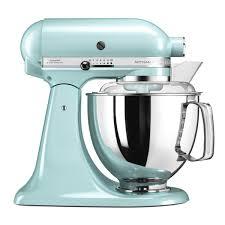 kitchenaid artisan 4 8l stand mixer ice blue