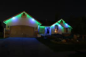 Outside Pot Lights Trimlight Color Changing Down Lighting For Homes And