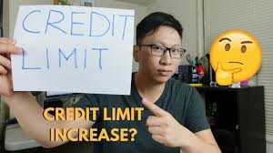 ask for a credit limit increase why you shouldnt ask for a credit limit increase youtube