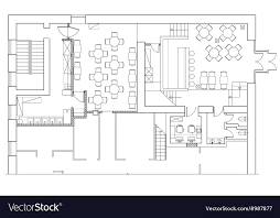 floor plan furniture vector. Floor Plan Furniture Vector P