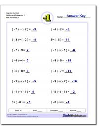 Math Worksheets Addition Andtion Free Printouts ...