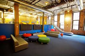 Google office space Architecture Googles Foresight Into Innovative Office Space Has Made It One Of The Most Desirable Places To Work And Continues To Be Major Factor In Recruiting Top Abco Peerless Google Headquarters Abco Peerless Sprinkler Corporation