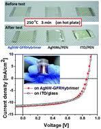 <b>High</b>-performance hybrid plastic films: a <b>robust</b> electrode platform for ...
