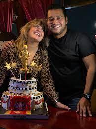 صور.. صابرين تحتفل بعيد ميلادها.. لن تتخيل عمرها