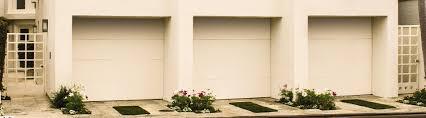 white wood garage door. 40-Flush-Wood-White White Wood Garage Door