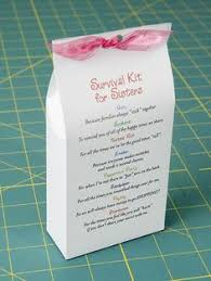 survival kit for sisters love this idea i am going to make a new