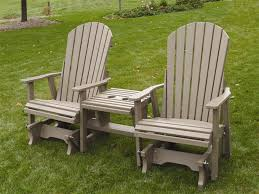 image of patio outdoor furniture chairs glider