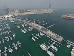Design And Construction Of Ports And Marine Structures Mina Rashid Marina Project Phase I Ii Iii Shafa Al Nahda