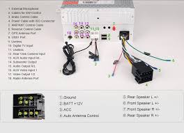ouku car stereo wiring diagram explore wiring diagram on the net • double din autoradio 2din usb car gps sat nav dvd cd dvb t pioneer car stereo wiring diagram bose car stereo wiring diagrams