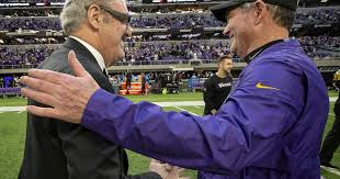 Sid Hartman talked to Vikings owner Zygi Wilf about general manager Rick  Spielman and coach Mike…