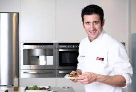TV chef Diego Ferrer, estrella del 'showcooking' Antalya in Space ...