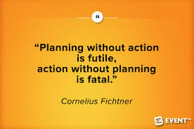 Planning Quotes Mesmerizing 48 Motivational Quotes For Eventprofs