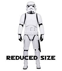 Beautiful Star Wars Stormtrooper Costume Armour Package With Accessories   Ready To  Wear Original Stormtrooper In REDUCED