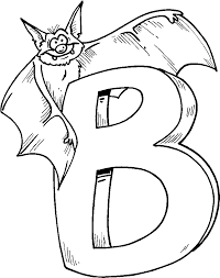 Small Picture Bat Coloring Pages For Kids Printable Coloring Pages Pinterest