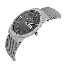 skagen mens aktiv titanium watch skw6078
